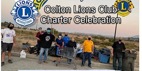 Colton Lions Club Charter Celebration tickets