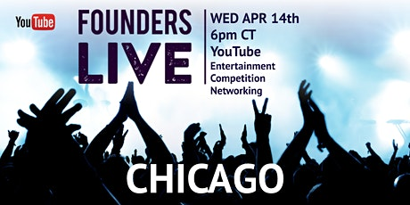 Founders Live Chicago tickets