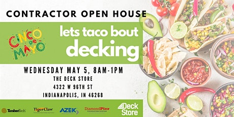 Contractor Open House tickets