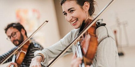 """Palaver Strings Beehive Chamber Series: """"Beyond the Offbeats""""-Viola Duo tickets"""