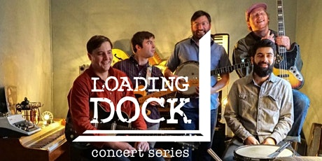 Loading Dock Concert: Jake Davis & the Whiskey Stones (late show) SOLD OUT tickets