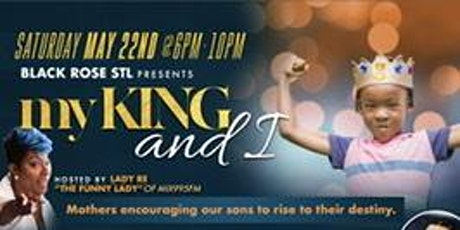 My King and I tickets