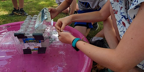 Build Your Own Recyclable Materials Boat tickets