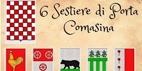 Sestiere di Porta Comasina, visita guidata biglietti