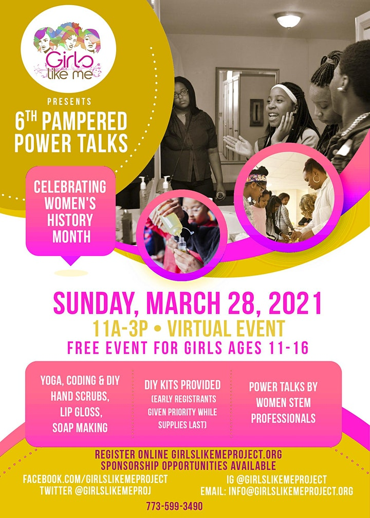 6th Pampered Power Talk image