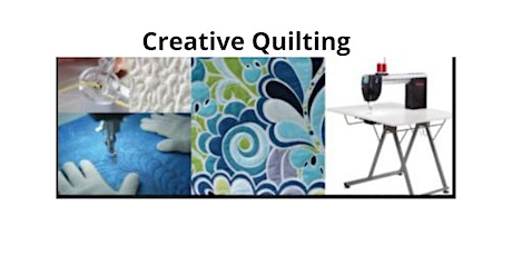 Creative Quilting with Betsy tickets