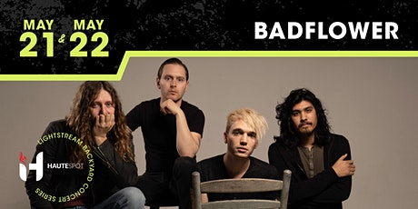Badflower - Night 1 - Backyard Concert Series tickets