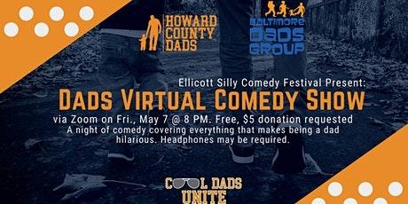 Dads Virtual Comedy Show tickets