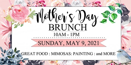 Mothers' Day Paint and Sip  Brunch tickets