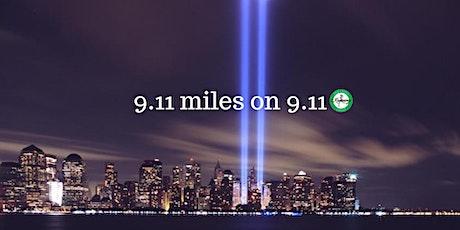 9.11 miles on 9/11 tickets
