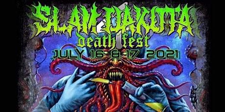 Slamdakota Death Fest 2021 tickets