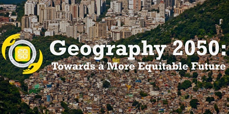 Geography 2050: Towards a More Equitable Future tickets