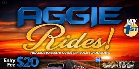"""Aggie Rides"" Rolling Car Show and Tour! tickets"
