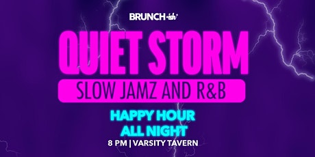 Brunch•ish: Quiet Storm Slow Jamz and R&B (The Milwaukee Takeover Finale) tickets