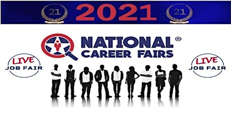 DALLAS LIVE CAREER FAIR AND JOB FAIR- May 18, 2021 tickets
