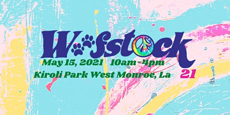 Woofstock 21 Vendor Registration tickets