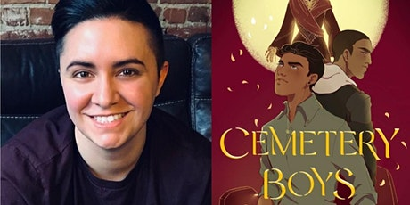 Stories for Change: Aiden Thomas, author of Cemetery Boys tickets