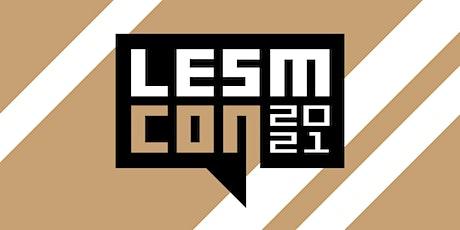 LESM Con 2021 tickets