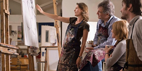 Learn Self-Analysis Through Art Therapy Exercises - FREE Online Workshop tickets