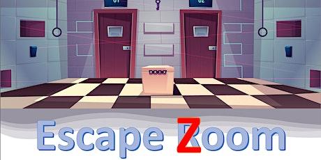 MPP Virtual Escape Room tickets