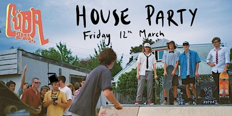 CUBA House Party // Business Casual tickets
