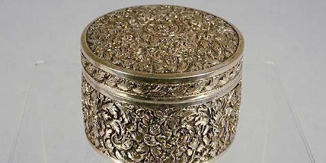 Conversation@PAM: Collection Highlight-Thai Silverwork & Decorative Objects tickets