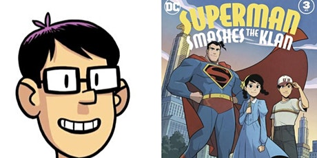 Stories for Change: Gene Luen Yang, author of Superman Smashes the Klan! tickets
