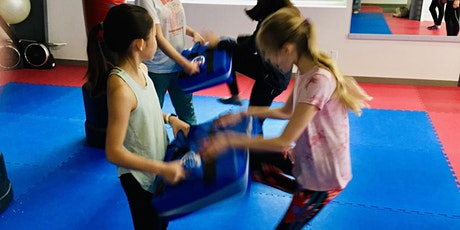 Self-Defense for Tween Girls Only (ages 10-12) tickets