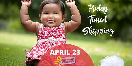 Friday Shopping Pass - JBF Pittsburgh East Spring 2021 tickets