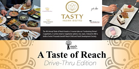 A Taste of Reach - Drive Thru Edition Fundraiser tickets