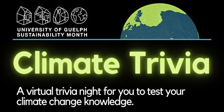 Climate Trivia Night tickets