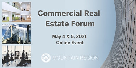 Commercial Real Estate Forum tickets