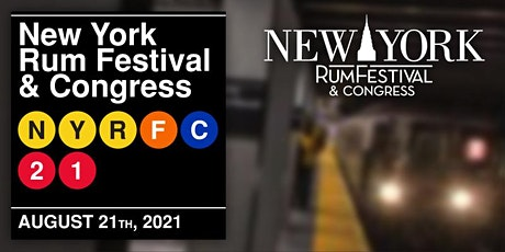 New York Rum Festival 2021 (New Date) tickets