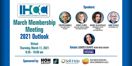 March Membership Meeting tickets