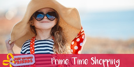 HUGE Children's Sale-PRIME TIME SHOPPING PASS-Just Between Friends Cypress tickets