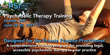 Psychedelic Therapy Training with PSI: Seattle, WA tickets