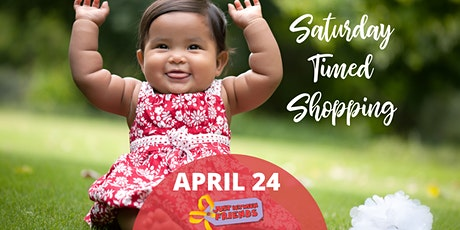 Saturday Shopping Pass - JBF Pittsburgh East Spring 2021 tickets