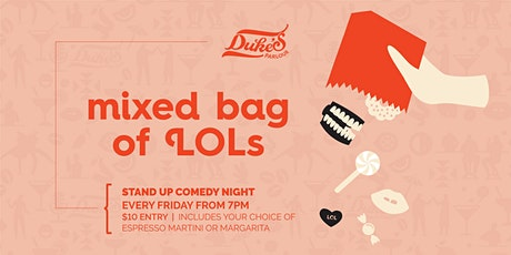 Mixed Bag of LOLs – Gold Coast tickets