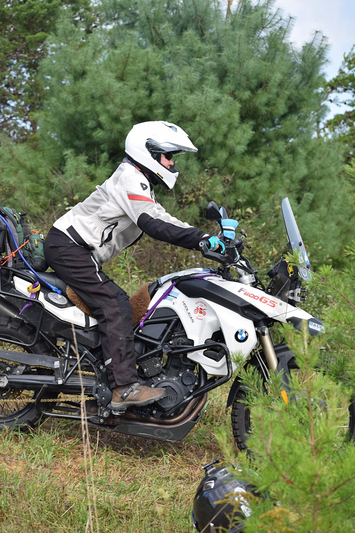 Women's Only Training at the Touratech Rally WEST image
