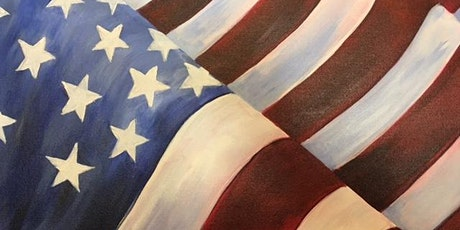 Grand Ol Flag, Painting in Plains! Sat, May 22. 2021`, 1pm tickets