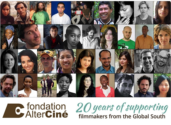 Let's celebrate 20 years of supporting  filmmakers from the Global South image