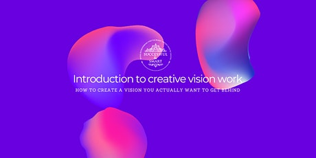 Introduction to Creative Vision Work tickets