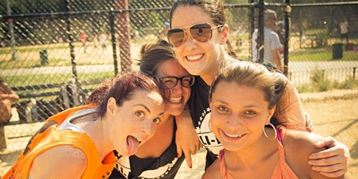 Spring Kickball - Brooklyn, McCarren Park (THURSDA