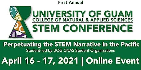 UOG CNAS STEM Conference tickets