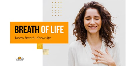 Breath of Life : An Introduction to Meditation  and Breath workshop tickets