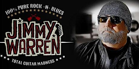 Jimmy Warren tickets