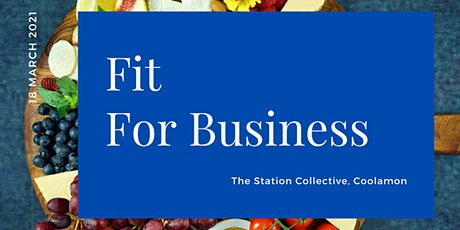 Fit For Business tickets
