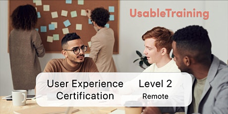 UX Level 2: Executing UX (remote) tickets
