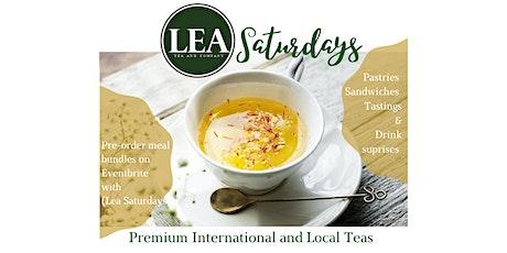 Lea Saturdays tickets