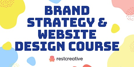 Brand Strategy & Website  in 5 Hours Course (LIVE) tickets